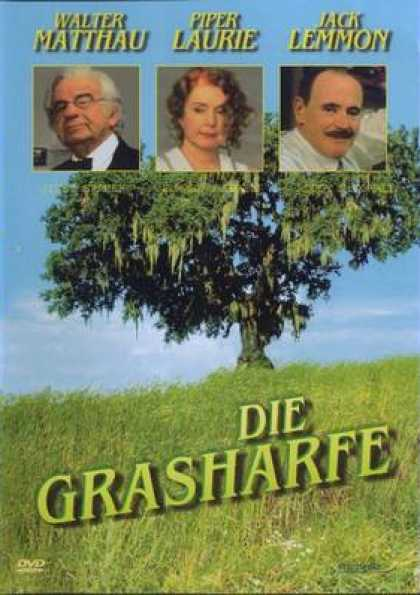 German DVDs - The Grass Harp