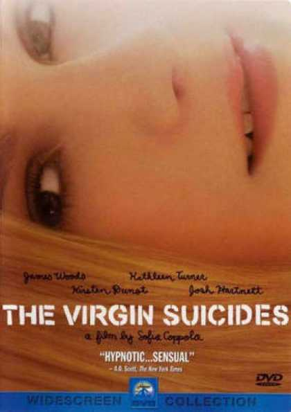 German DVDs - The Virgin Suicides