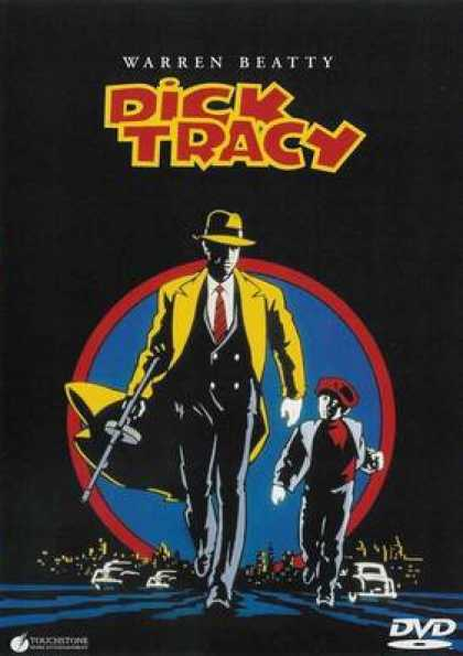 German DVDs - Dick Tracy