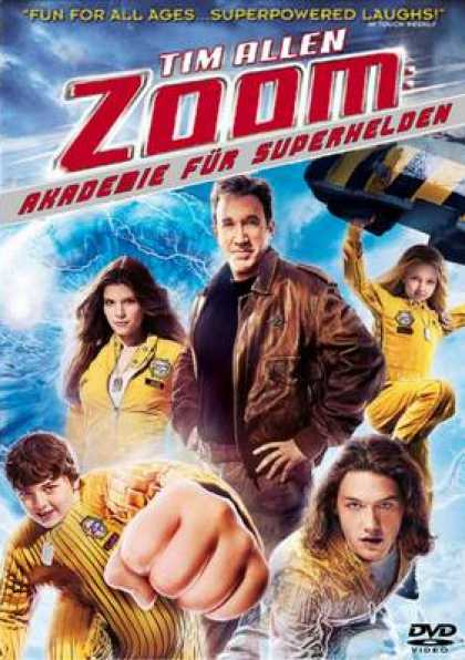 German DVDs - Zoom (2006) GERMAN3