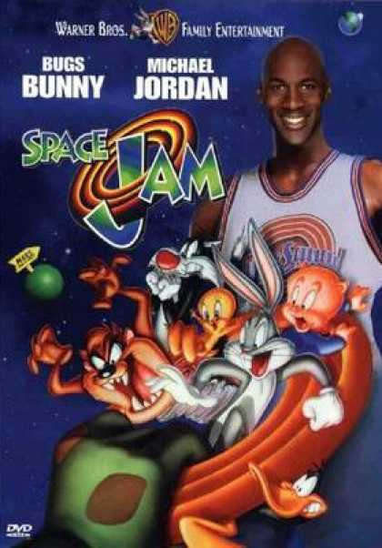 German DVDs - Space Jam