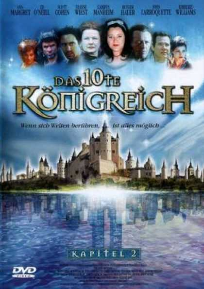 German DVDs - The 10th Kingdom: Disc 2