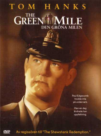 German DVDs - The Green Mile