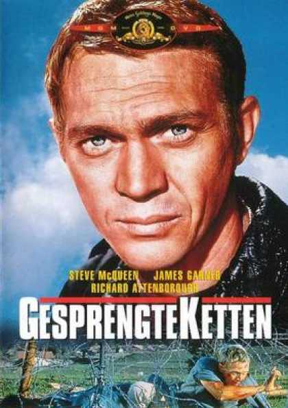 German DVDs - The Great Escape