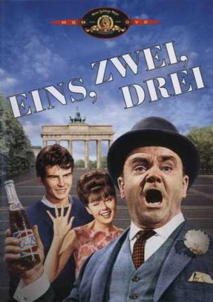 German DVDs - One Two Three