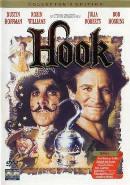 German DVDs - Hook