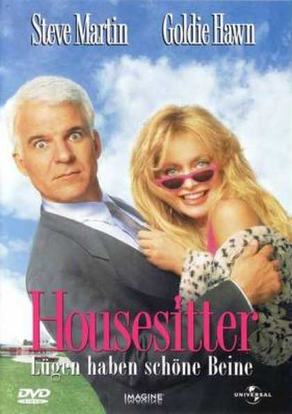 German DVDs - Housesitter