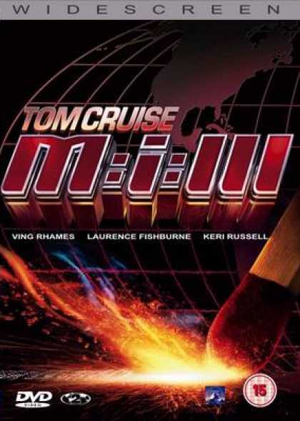 German DVDs - Mission Impossible 3