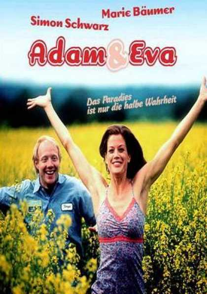 German DVDs - Adam And Eva