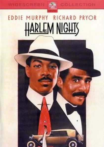 German DVDs - Harlem Nights