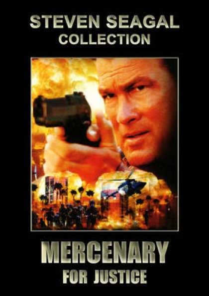 German DVDs - Mercenary For Justice