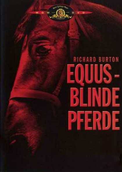 German DVDs - Equus