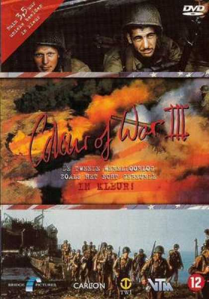 German DVDs - Color Of War 3