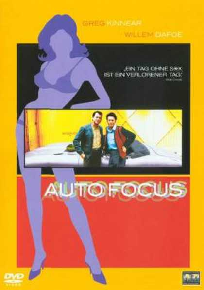 German DVDs - Auto Focus