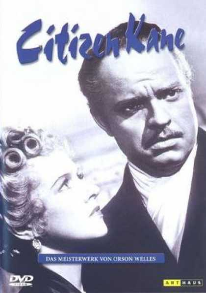 German DVDs - Citizen Kane
