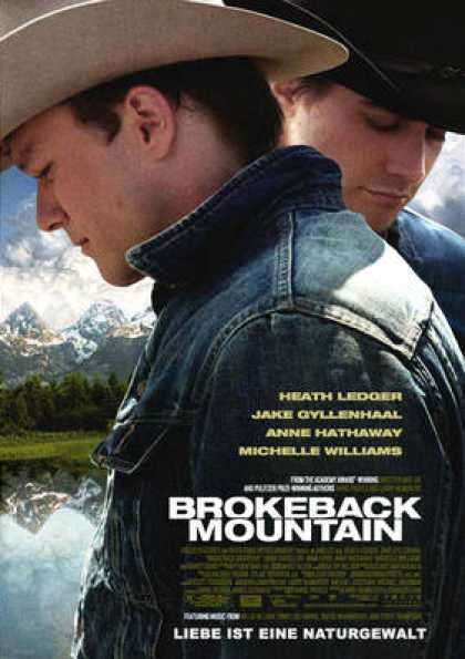 German DVDs - Brokeback Mountain