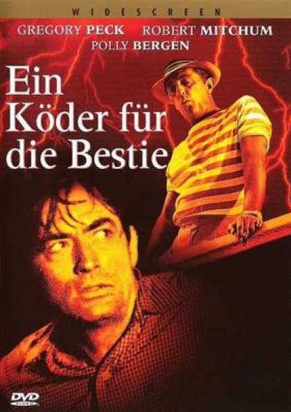 German DVDs - Cape Fear