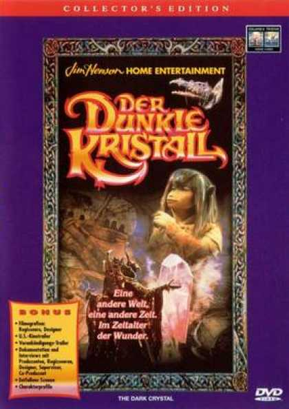 German DVDs - The Dark Crystal