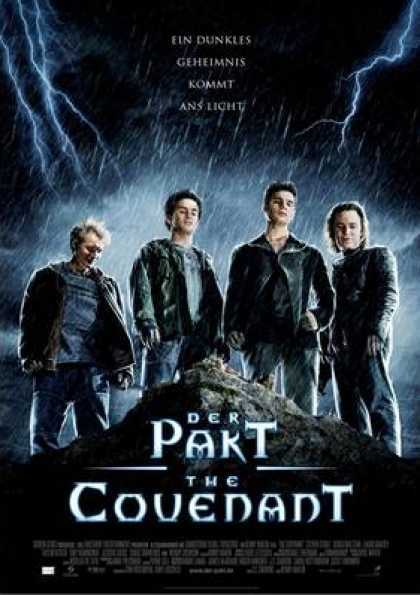 German DVDs - The Covenant (2006) GERMAN1