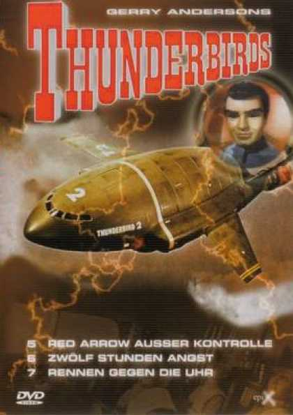 German DVDs - Thunderbirds Part 2