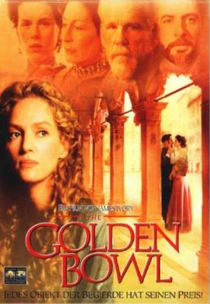 German DVDs - The Golden Bowl