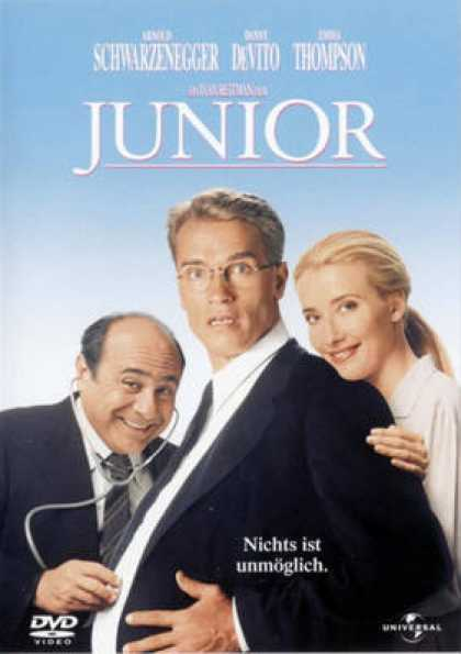 German DVDs - Junior