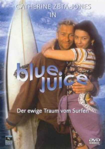 German DVDs - Blue Juice