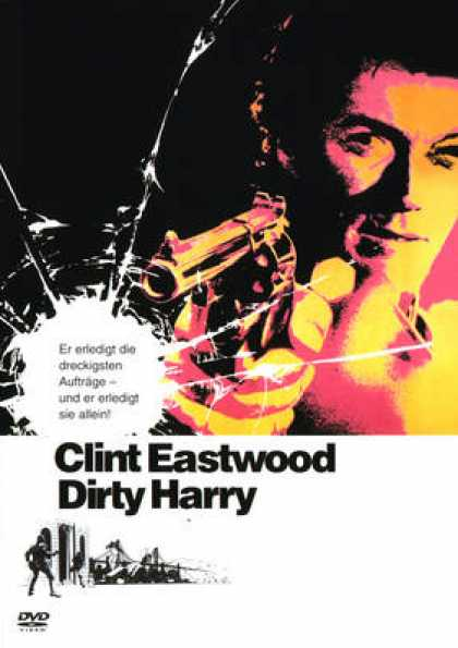 German DVDs - Dirty Harry