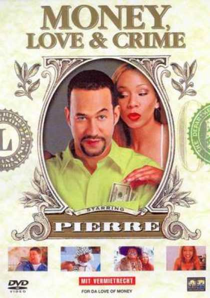 German DVDs - For Da Love Of Money