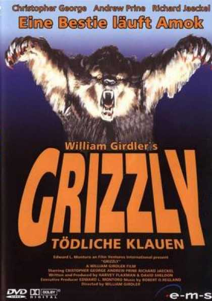 German DVDs - Grizzly