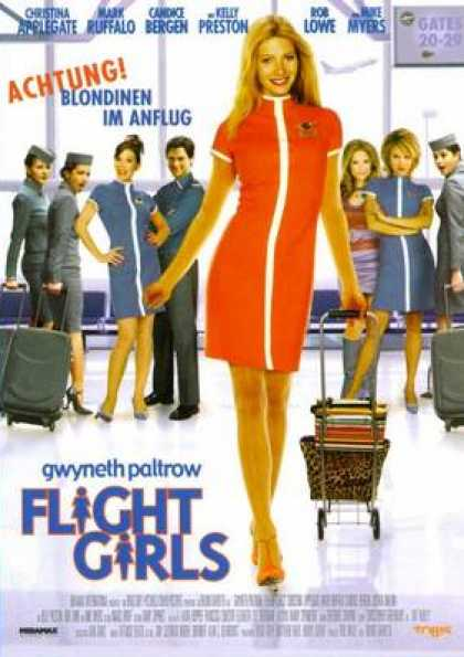 German DVDs - Flight Girls