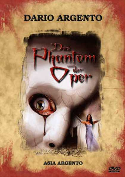 German DVDs - The Phantom Of The Opera