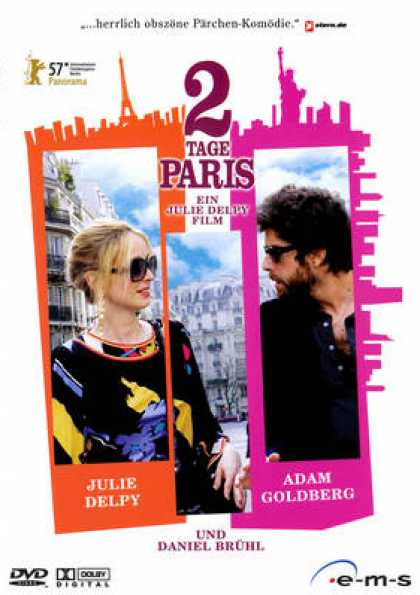 German DVDs - 2 Tage Paris