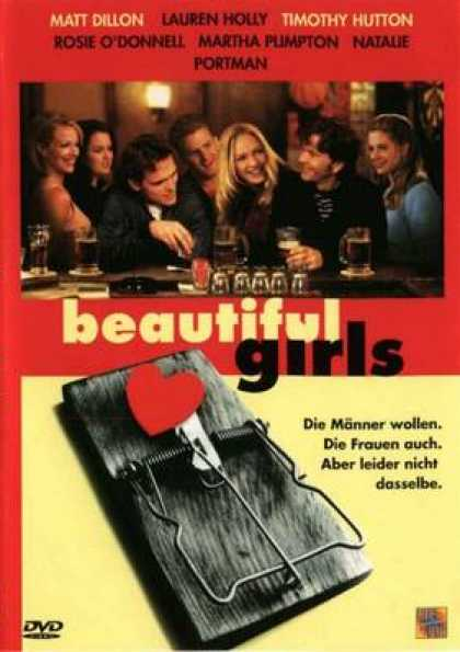 German DVDs - Beautiful Girl