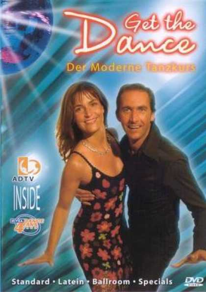 German DVDs - Get The Dance