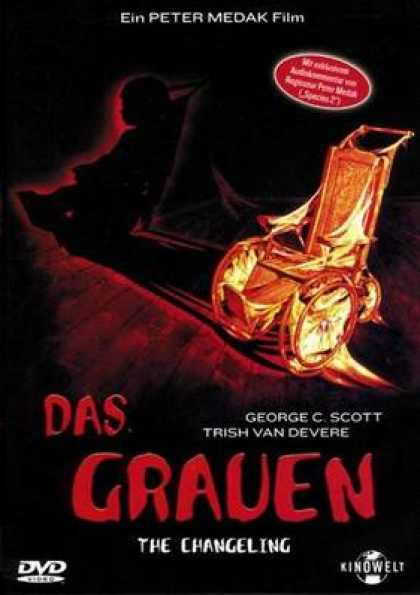German DVDs - The Changeling