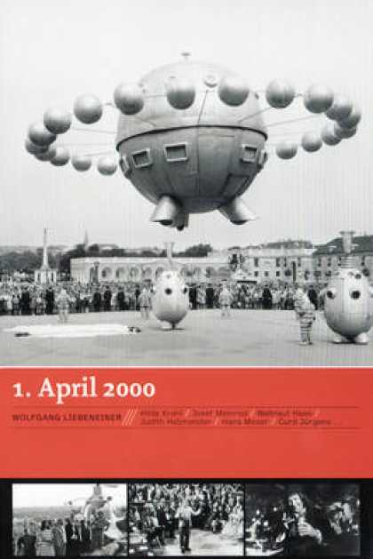 German DVDs - 1. April 2000