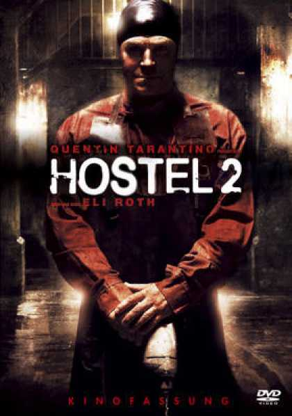 German DVDs - Hostel 2