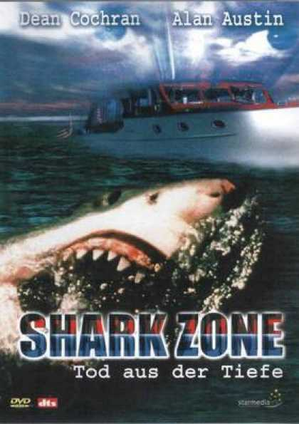 German DVDs - Shark Zone