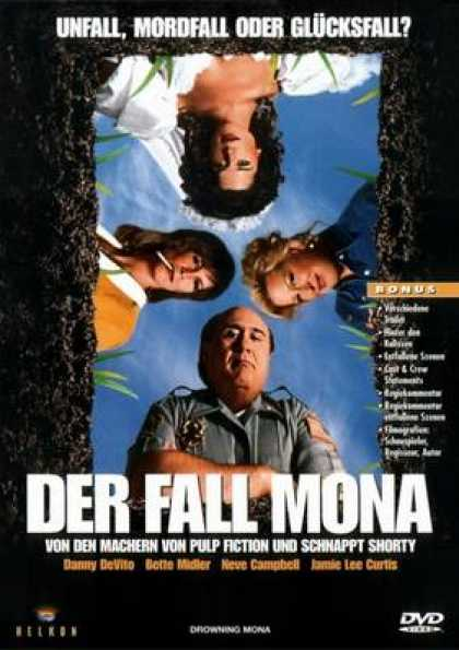 German DVDs - Killing Mona