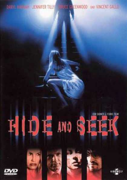 German DVDs - Hide And Seek