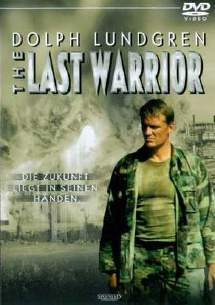 German DVDs - The Last Warrior