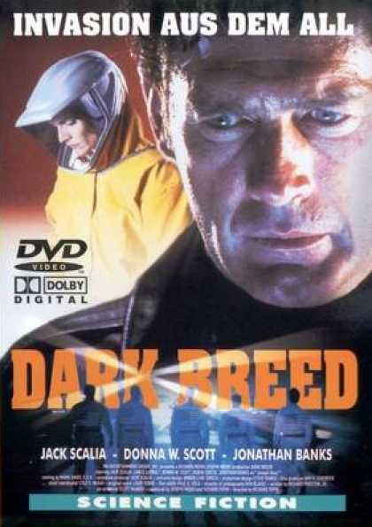 German DVDs - Dark Breed