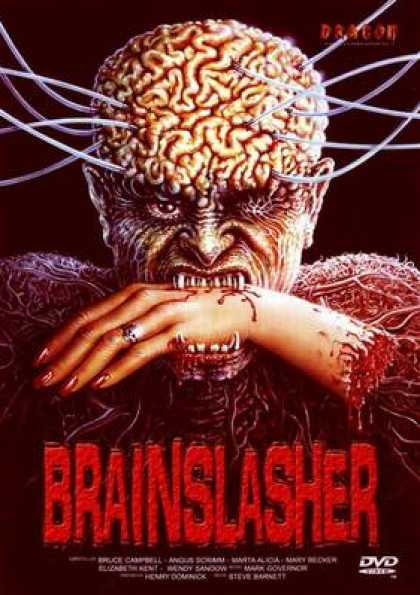 German DVDs - Brainslasher