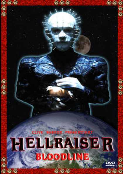 German DVDs - Hellraiser: Bloodline