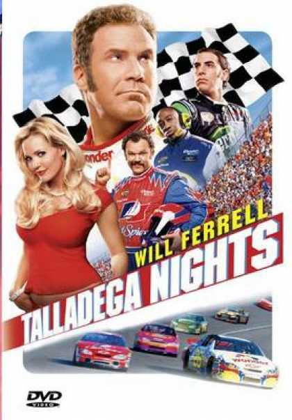 German DVDs - Talladega Nights