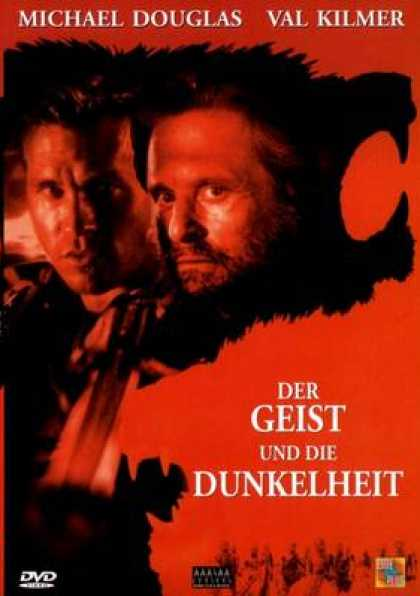 German DVDs - Out Of The Darkness