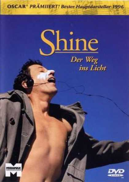 German DVDs - Shine
