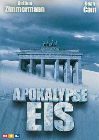 German DVDs - Apocalypse Eis