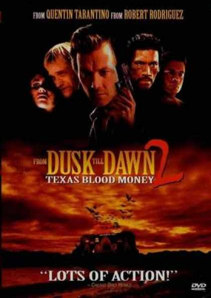 German DVDs - From Dusk Till Down 2